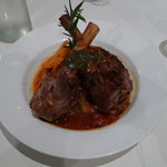 Lamb Shanks- good value at AUD 28