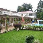 Kigali Hotel Restaurant Hellenique Appartements