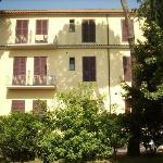 Hotel camere su giardino