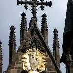 Marienstatue Teynkirche
