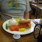 Even more amazing breakfast