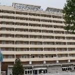 Usbekistan, Taschkent, Hotel Shodlik Palace