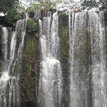 Amazing Waterfall on Miravalles Tour