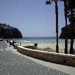 beach at Sant Tomas