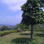 la vista della Val D'Arno