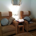 recliners in front room