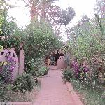 A comfortable and welcoming adobe inn