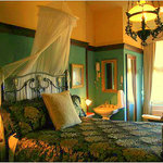 Crown & Anchor Inn - Blue room