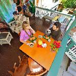 Breakfast at the Kauai Country Inn