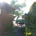 Super Tent Site