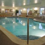 Nice pool at HIE Lititz