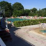 les 2 piscines