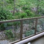 balcony- street view