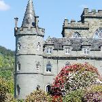 Inverary Castle just a few miles away