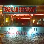 Front of Crab Club