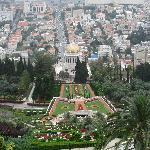 Baha'i shrine and gardens, Haifa