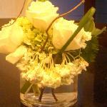 Not Ritz Carlton Flowers...
