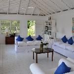 Living room of Villa 16 (Room 66)
