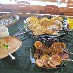 Buffets for large events!