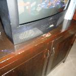 Televisor Ultima Tecnologia con muebles modernos