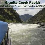 Hells Canyon Jet Boat Trips & Lodging Foto