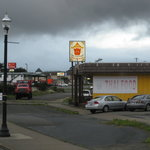 Lucky Thai Elephant Restaurant, Newport Oregon
