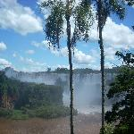 VISTA PANORAMICA CATARATAS IGUAZU