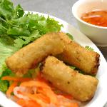Vietnamese eggrolls