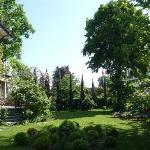 B&B Villa Magnolia - Toscana Romantik am Zürichsee im mediterranen Garten