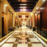 The massive corridors