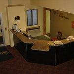 Front Desk - Home of friendliest staff in Norfolk!