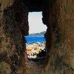 Baracoa through Castillo Cannon Port
