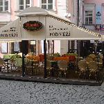 Hotel Pod Vezi Terrace
