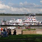 Ohio River Paducah
