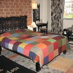 Roomy confort