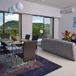 Ramada Jaco Bay - Living Room View