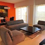 Ramada Jaco Bay - Living Room