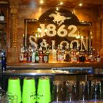 Try dinner at our 1862 Restaurant & Saloon