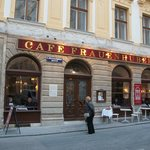 Cafe front
