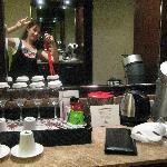コーヒーメーカー!