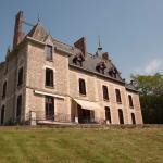 Chateau de Villette - Back