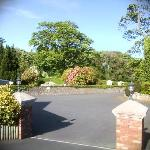 Rockmount House Garden