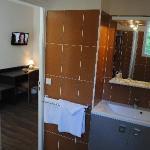 chambre double plain pied