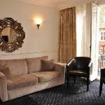 Lounge at Collingham