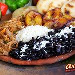 Venezuela's National Dish - Pabellon Criollo