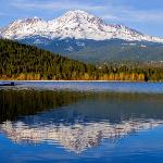 Mt. Shasta California's tallest volcano!