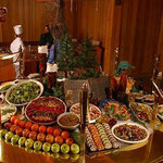 Snow Park Restaurant's Natural Buffet at Deer valley