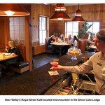 Royal Street Cafe at Silver Lake Village