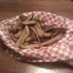 Brown oiled Fries :(