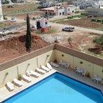 The Miriam swimming pool